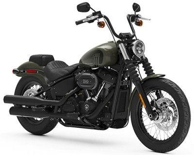 New 2021 Harley-Davidson Street Bob 114 Softail FXBBS