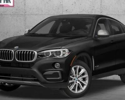 2018 BMW X6 50i