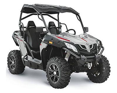 2021 CFMOTO ZForce 500 Trail Utility Sport Lafayette, LA