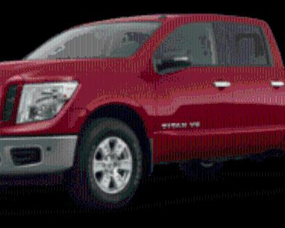 2019 Nissan Titan SV Crew Cab 4WD