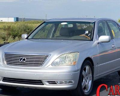 2004 Lexus LS LS 430