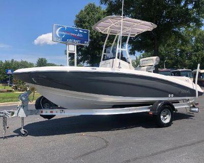 2016 Yamaha Boats 190 Fish