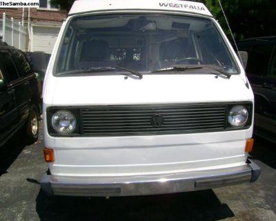 1982 Vanagon Westfailia