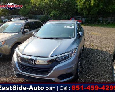 Used 2019 Honda HR-V LX AWD CVT