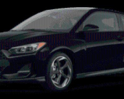 2019 Hyundai Veloster Turbo R-Spec Manual