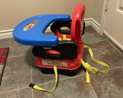 Child s Cars Booster seat