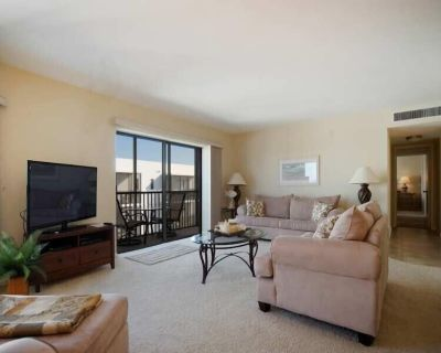 25% OFF 4/18 - 11/12/21! Top Floor at Island Winds - Amazing Views - South Island