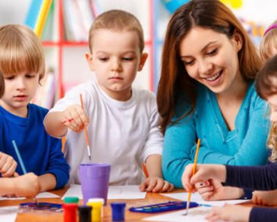 Child Care Specialist - Teacher's Assist. (No Experience Required - We will train)