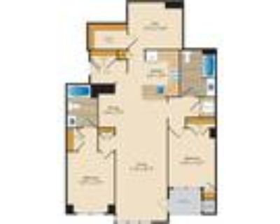 Highland Park at Columbia Heights Metro - 2 Bedroom with Den 2F-A