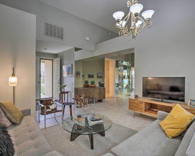 NEW! Contemporary Condo w/ Mtn Views + Pool Access - Rancho Mirage