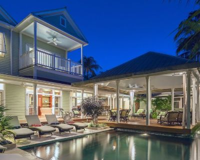 **THE ROYAL COMPOUND @ THE ANNEX** Lush Estate & Pool + LAST KEY SERVICES... - Old Town Key West