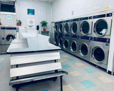 80's/90's Laundromat Location in Downtown LA, Los Angeles, CA