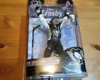 Sydney Crosby Action Figure