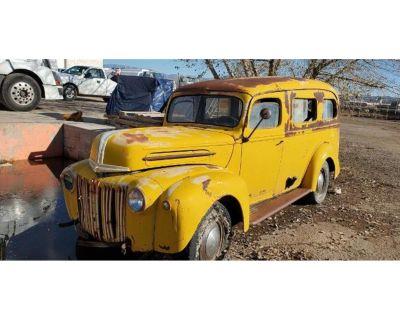 1947 Ford School Bus
