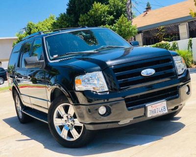 2009 Ford Expedition Power Seat, Privacy Glass, Chrome Running