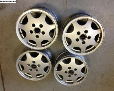 Porsche Design 90 (D90) wheel set 964 944 951