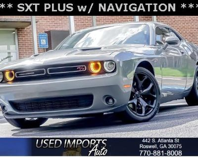 2017 Dodge Challenger SXT Plus Coupe