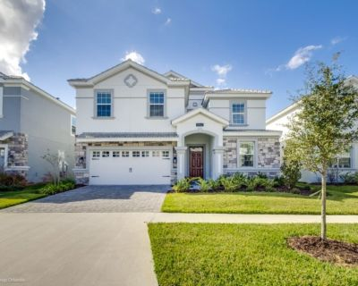 Enjoy a Holiday of a Lifetime in a Luxury Mansion on Champions Gate Resort, Orlando Mansion 2542 - Champions Gate