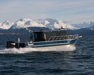 "2021 Raider Boats 30 Offshore ""SOLD"" Aluminum Fish Boats Soldotna, AK"