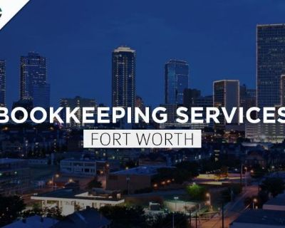 Certified Bookkeeping Services in Fort Worth