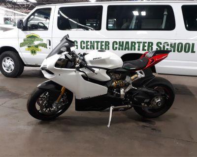 2012 Ducati Motorcycle