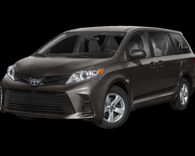Pre-Owned 2020 Toyota Sienna XLE AWD