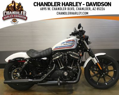 Pre-Owned 2021 Harley-Davidson Iron 883 Sportster XL883N