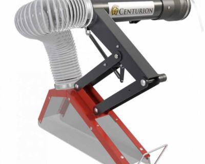 Centurion 12 Table Saw Blade Dust Collector. Open Box
