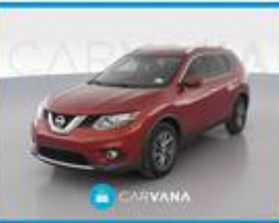 2016 Nissan Rogue Red, 21K miles