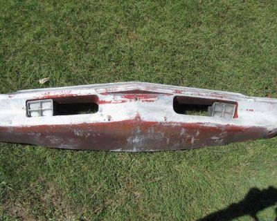 76 Firebird front bumper