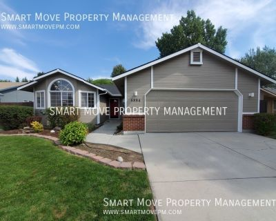 3 bed in quiet neighborhood, close to foothills and trails