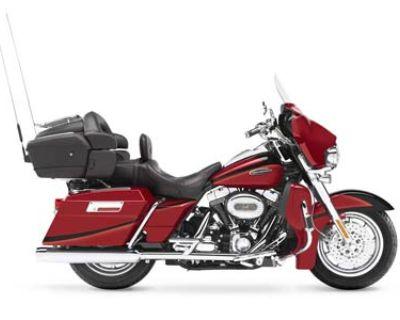2007 Harley-Davidson CVO Screamin' Eagle Ultra Classic Electra Glide Cruiser Loveland, CO