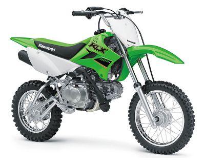 2022 Kawasaki KLX 110R L Motorcycle Off Road Clearwater, FL