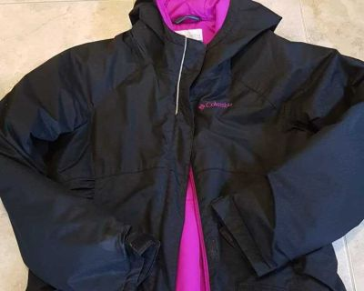 Columbia youth large winter coat