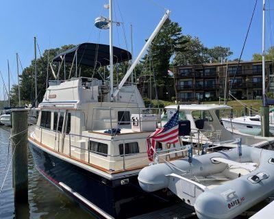 1991 Sabre 36 Fast Trawler