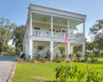 About Trace Bed and Breakfast, in the heart of Old Mandeville - Mandeville