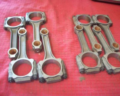 """Oldsmobile Recon.rods 6""""l. For Chevy & Bal. Rods /bushings"""