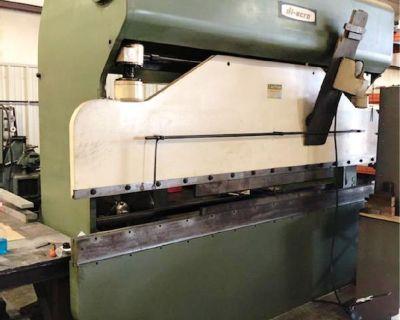 Di-acro 75-10 Hydro-Mechanical press brake | excellent condition