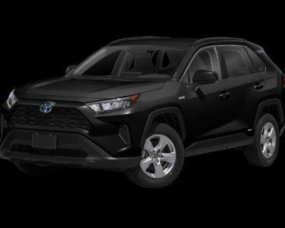 Pre-Owned 2019 Toyota RAV4 Hybrid LE AWD 4D Sport Utility