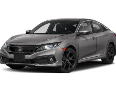 Pre-Owned 2019 Honda Civic SPORT