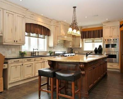 Gleaming Kitchen Cabinets for the Heart of Your House