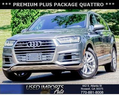 2018 Audi Q7 3.0 TFSI Premium Plus