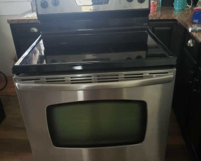 Amana Electric Glass Top Oven