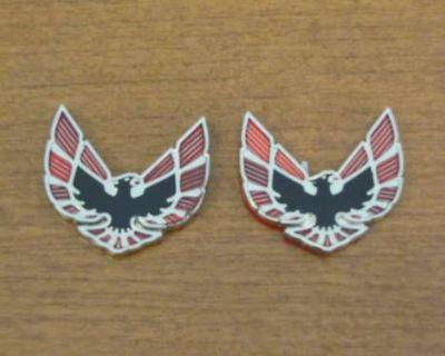 1976-79 Firebird Trans Am Sail Panel Emblem Set