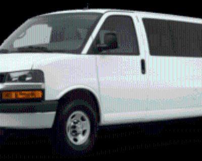 2013 Chevrolet Express Passenger LS