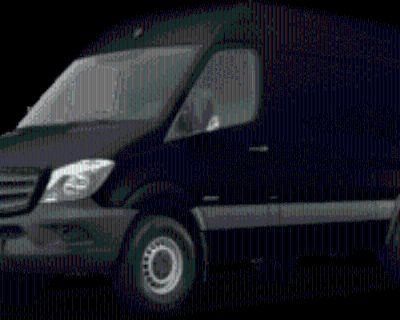 2016 Mercedes-Benz Sprinter Cargo Van 3500 High Roof LWB 4WD