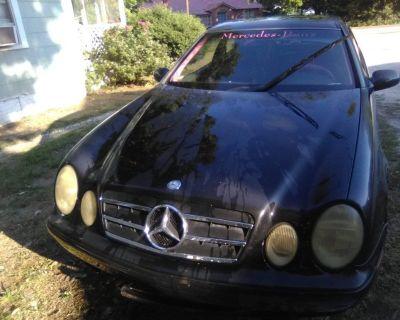 1999 Mercedes Benz clk320 for sale