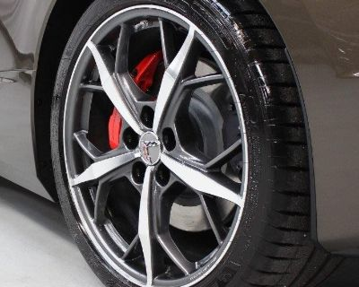 C8 Trident Rims and Tires