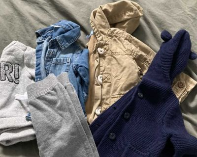 **Free**3-6 month old clothes