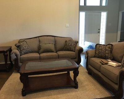 Ashley 5 pc Living Room